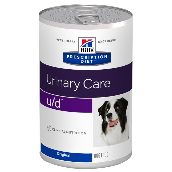 Hill's PD Canine u/d Urolitiaza, 370 g
