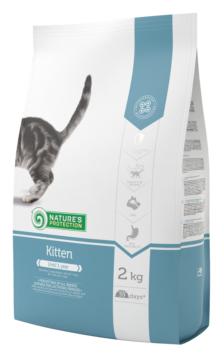 Natures Protection Kitten, 2 Kg