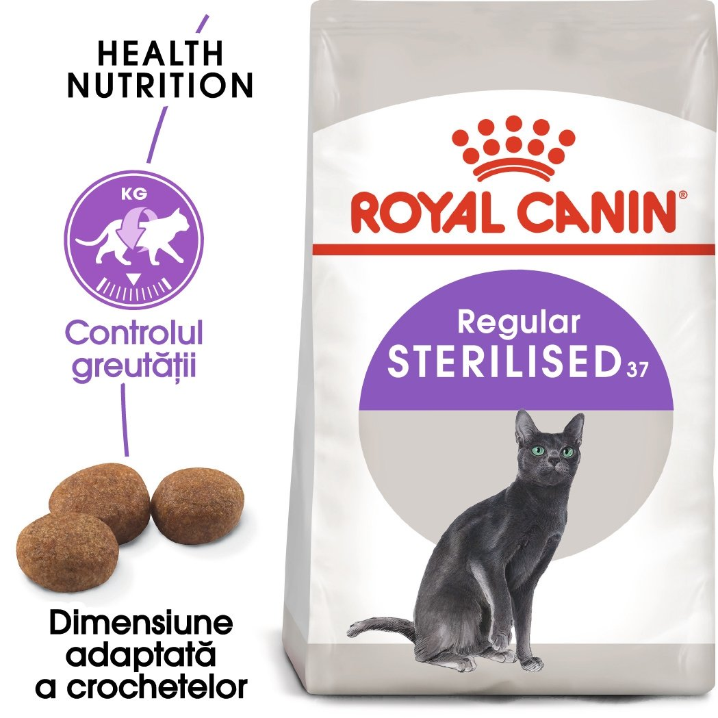 Royal Canin Sterilised, 2 kg