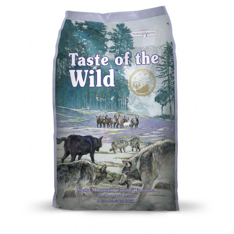 Taste of the Wild Sierra Mountain, 6 kg