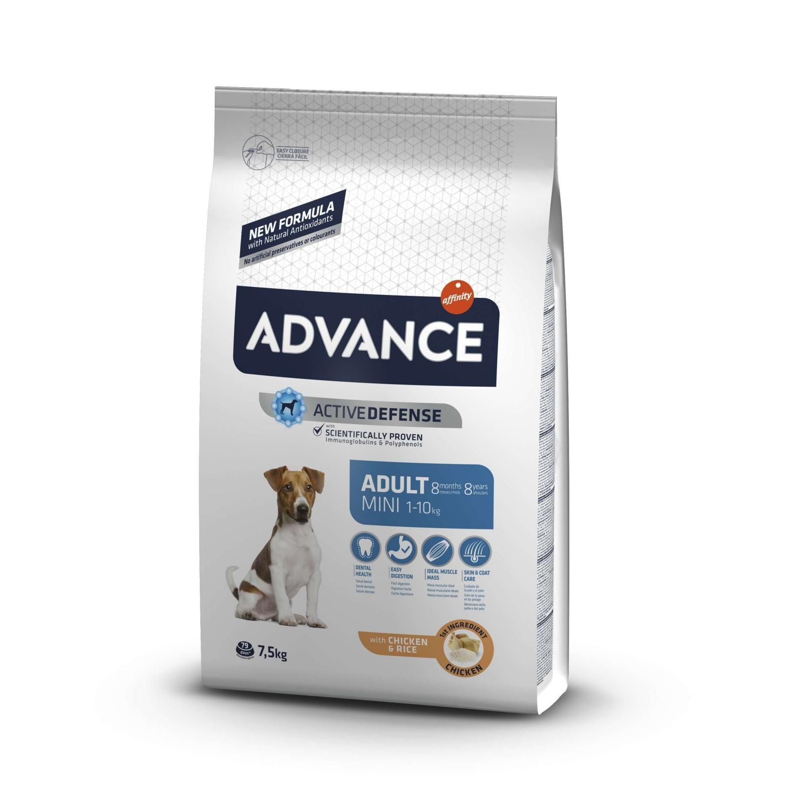 Advance Dog Adult Mini 7.5 kg