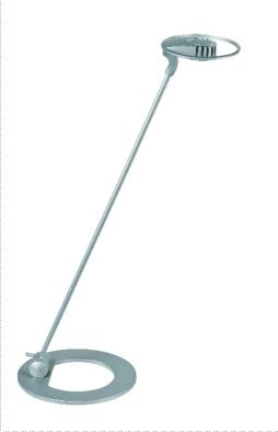 Lampa de birou cu led, 3W, ALCO - argintie