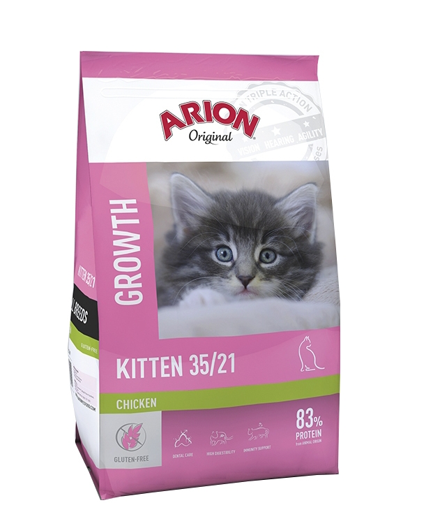 Arion Original Cat Kitten 2 Kg