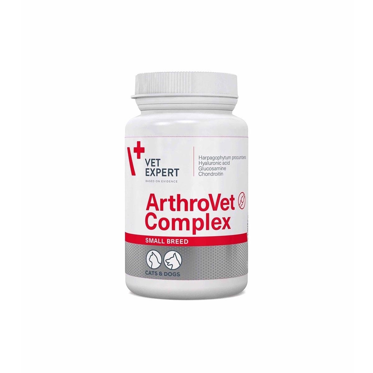 ArthroVet Complex Twist Off HA Small Breed&Cats, 60 caps