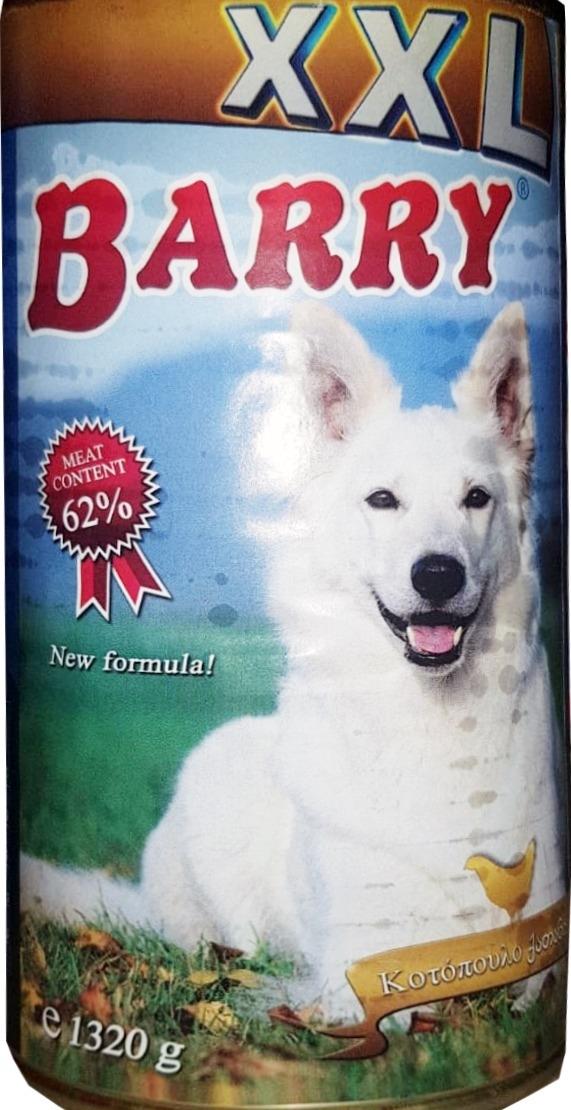 Barry Adult Dog XXL cu Pui,1320 g