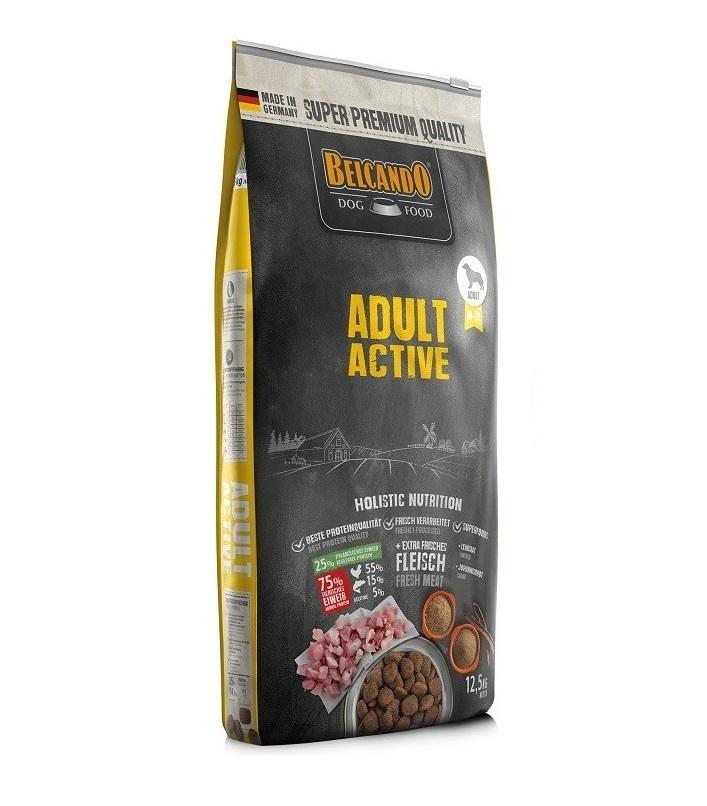 Belcando Adult Active, 12.5 kg