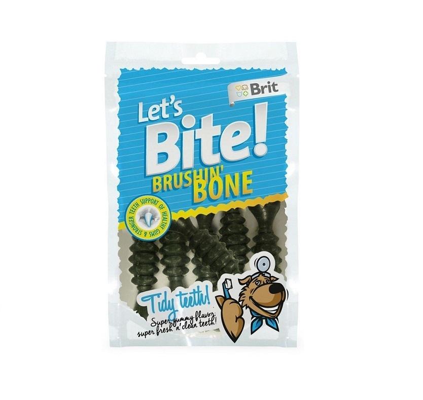 Brit Let's Bite Brushin' Bone, 90 g
