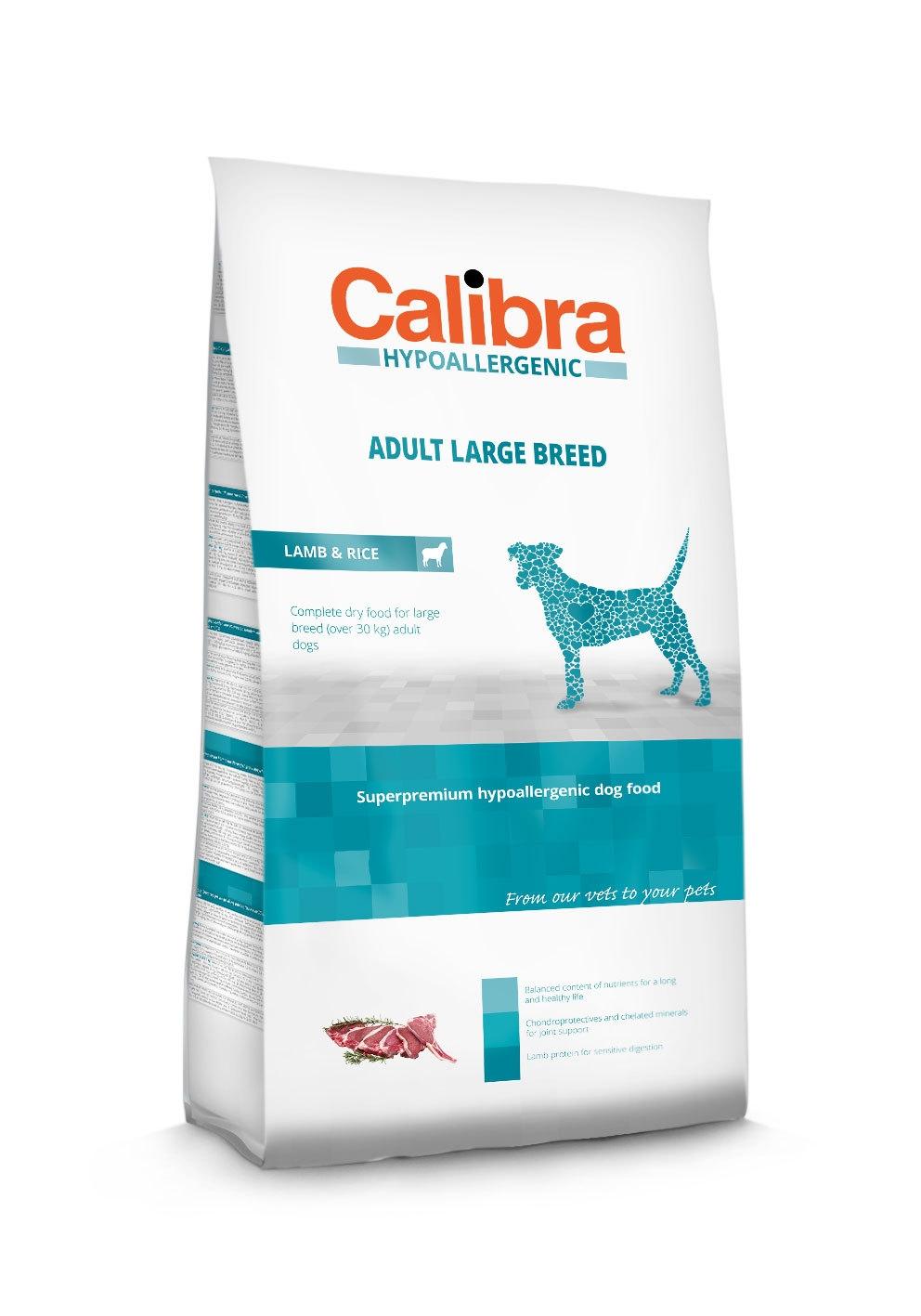 Calibra Dog HA Adult Large Breed Lamb 14 kg