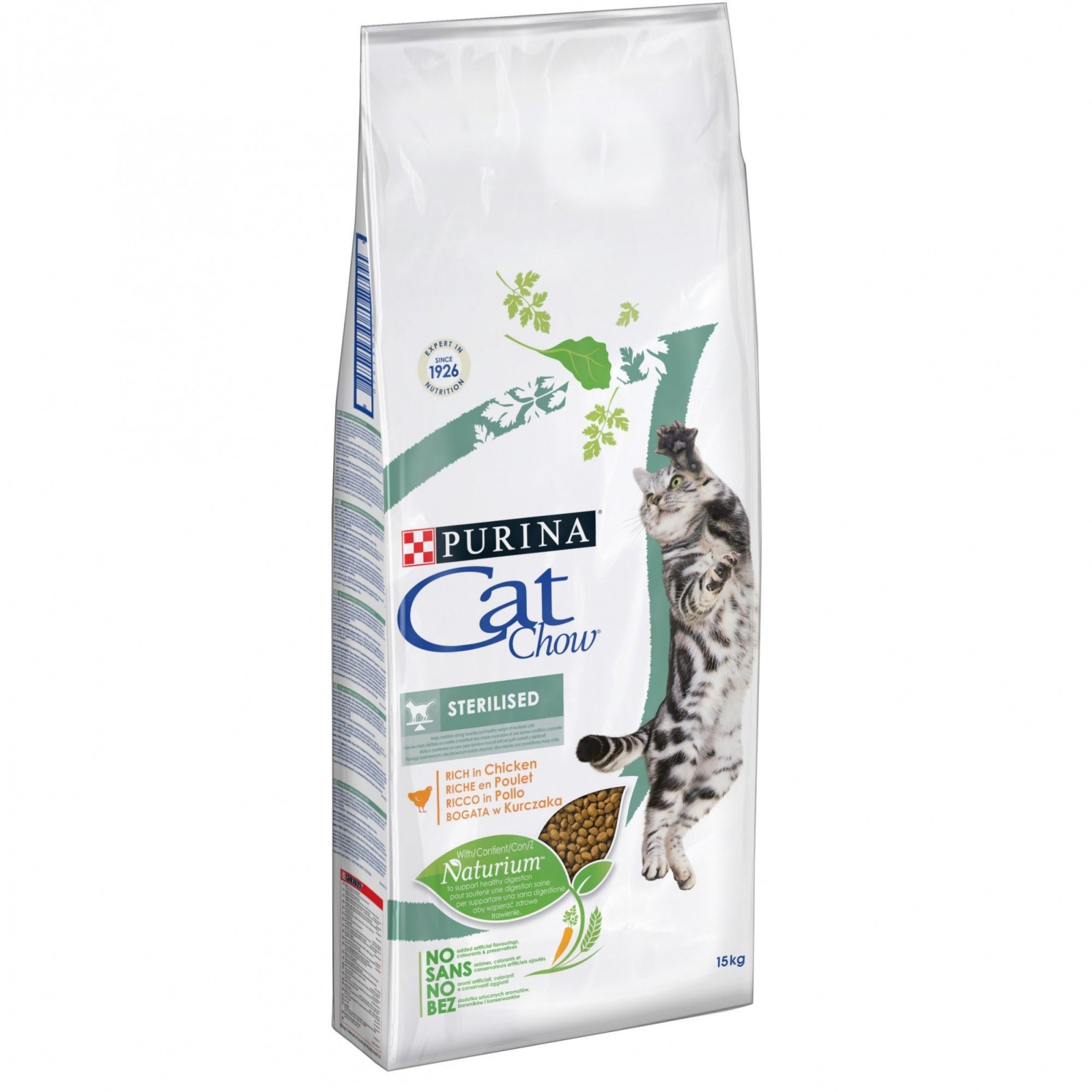 Cat Chow Sterilised 15 kg