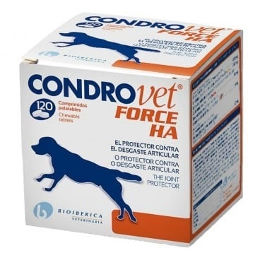 CondroVet Force HA, 120 comprimate
