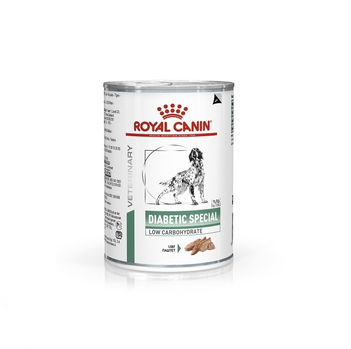 Royal Canin Diabetic Special - Low Carbohydrate 410 g