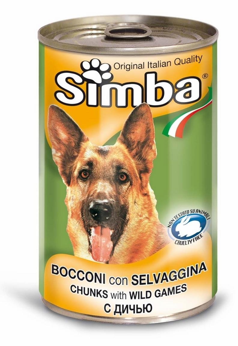 Simba Dog cu Vanat 415 g