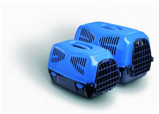 Cusca Transport MPS Sirio Small Albastru, 50x33x31 cm