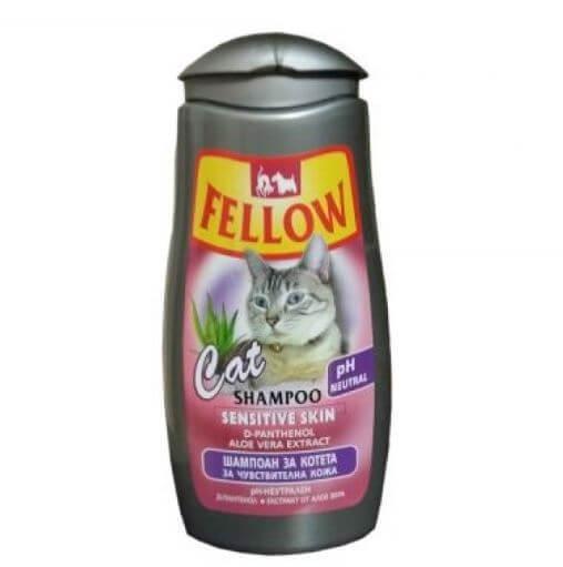 FELLOW - Sampon Pisica - Sensitive Skin, 250 ml