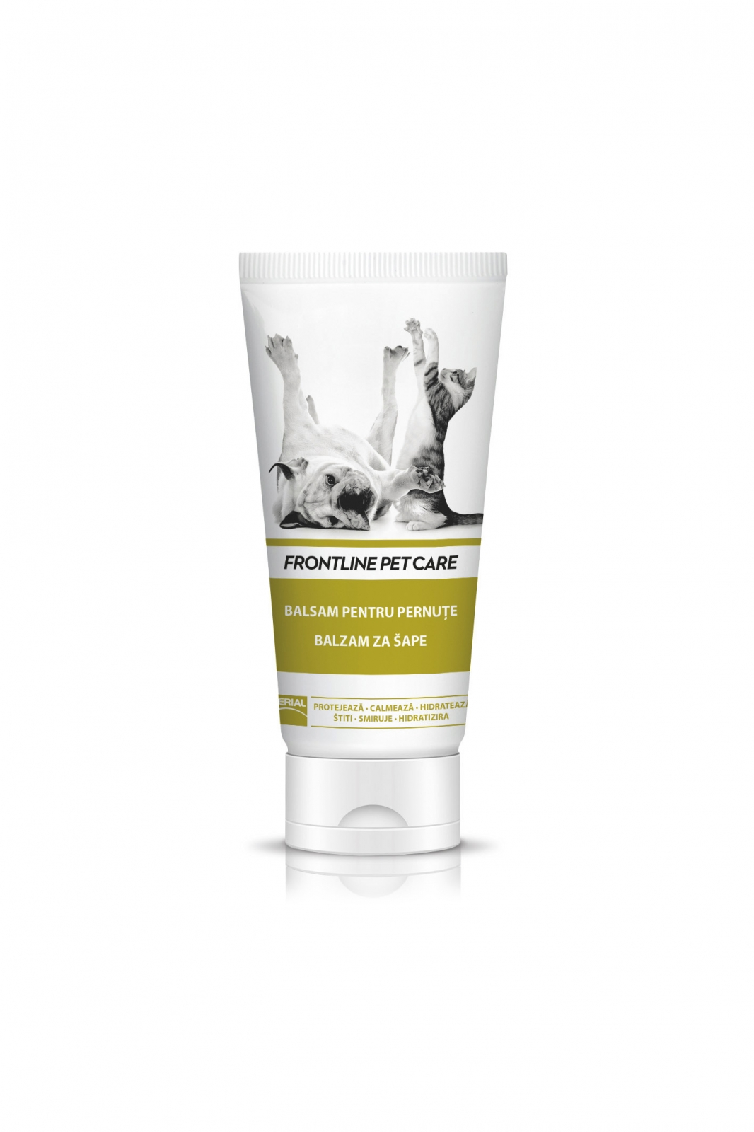 Frontline Pet Care, Gel Pentru Pernute, 100 ml