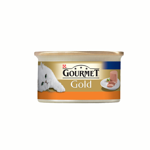 Gourmet Gold Mousse Curcan 85 g