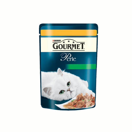 Gourmet Perle cu Pui 85 g