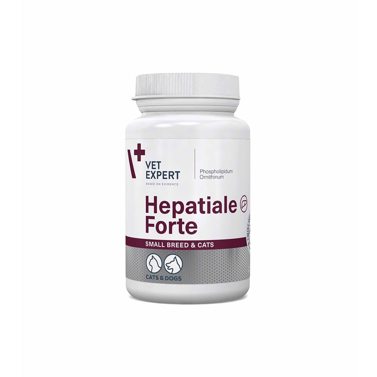 Hepatiale Forte Twist-Off 170 mg, Small Breed & Cats, 40 Capsule