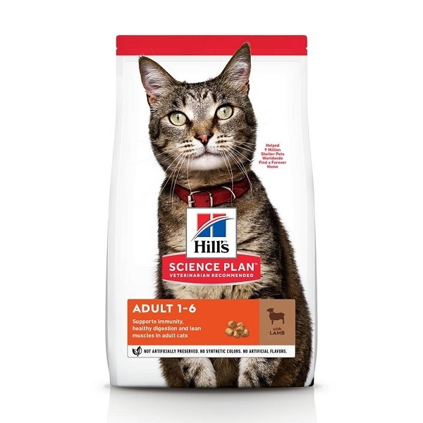 Hill's Science Plan Feline Adult Miel, 300 g