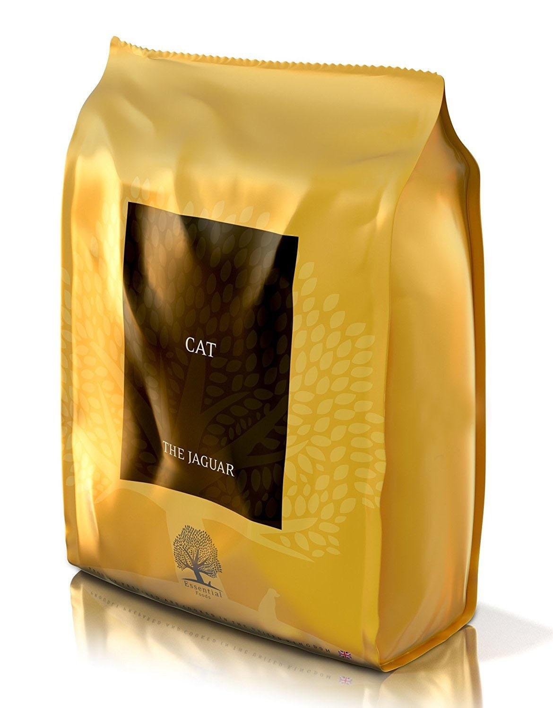 Essential Jaguar pentru Pisica, Pasare si Peste, 1.5 kg