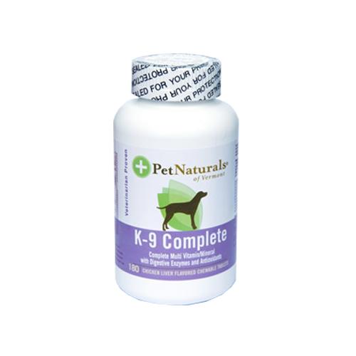 K-9 Complete, 180 Tablete