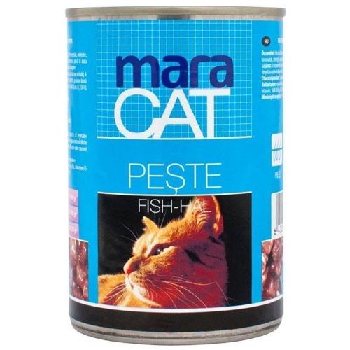 Maracat pisica peste - conserva 415 gr