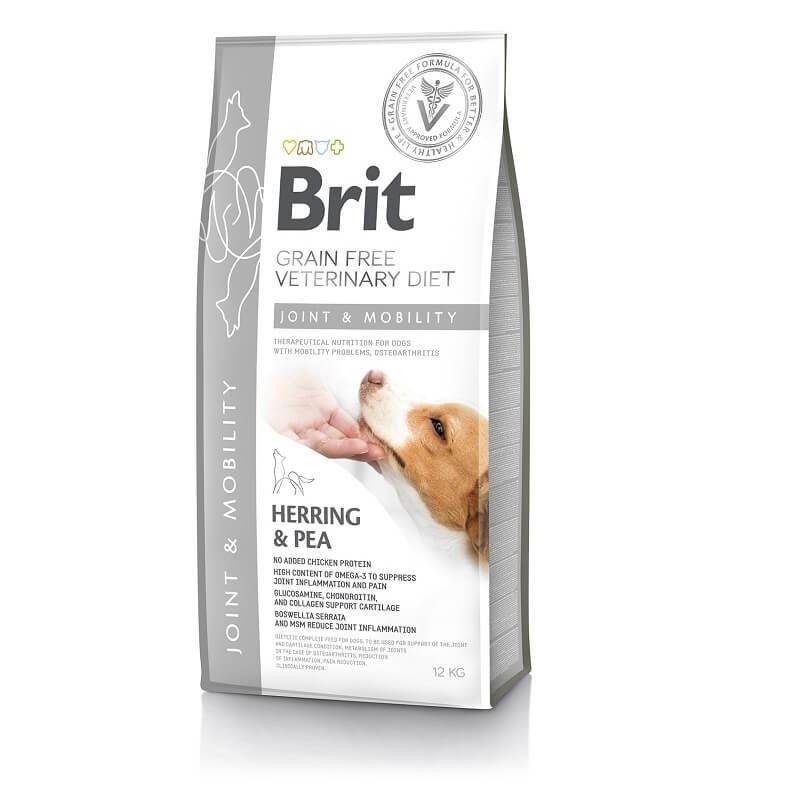 Brit VD Grain Free Dog Mobility, 2 kg
