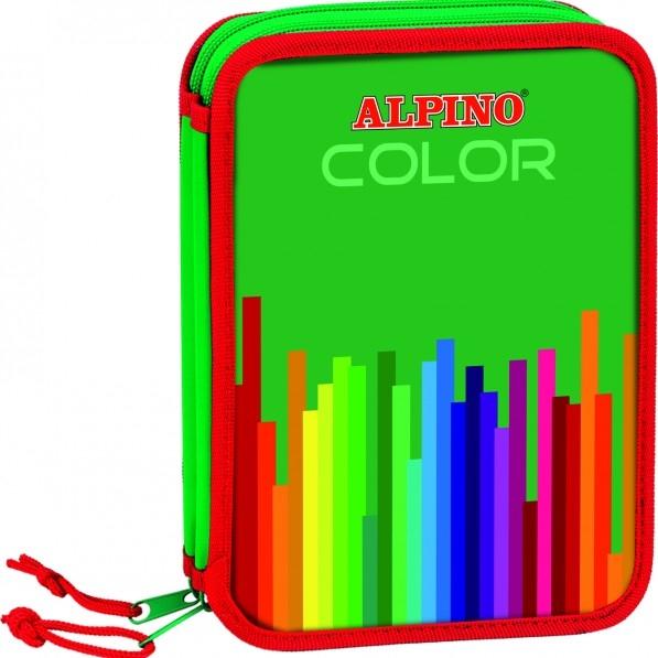 Penar Mic Dublu, cu Fermoar, Echipat, Alpino Color