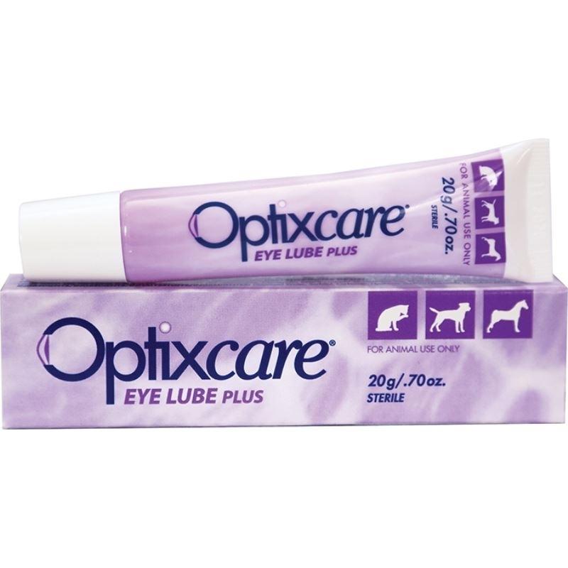 Gel Oftalmic OptixCare Eye Lube Plus, 20 g