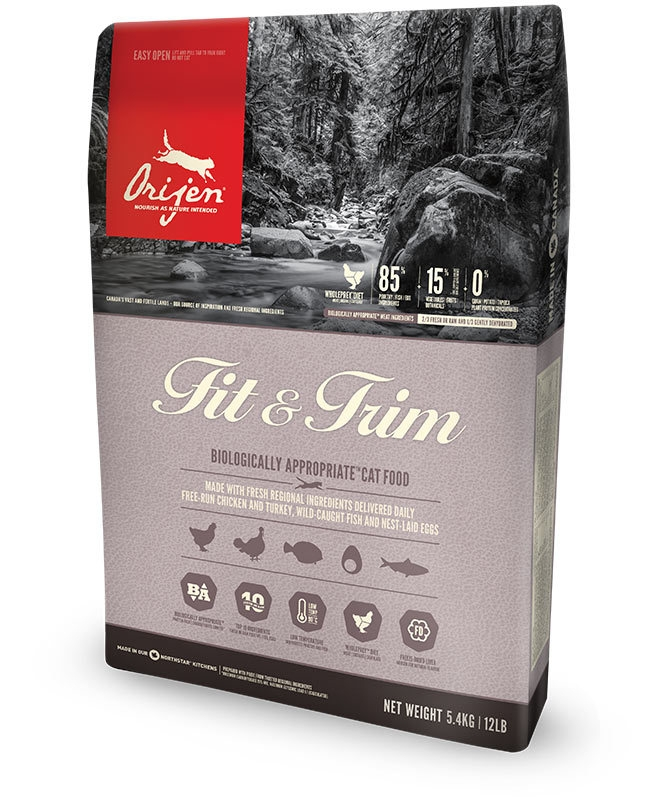 Orijen Cat Fit & Trim, 5.4 kg