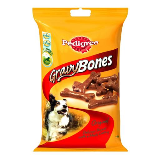 Pedigree Gravy Bones 150 g