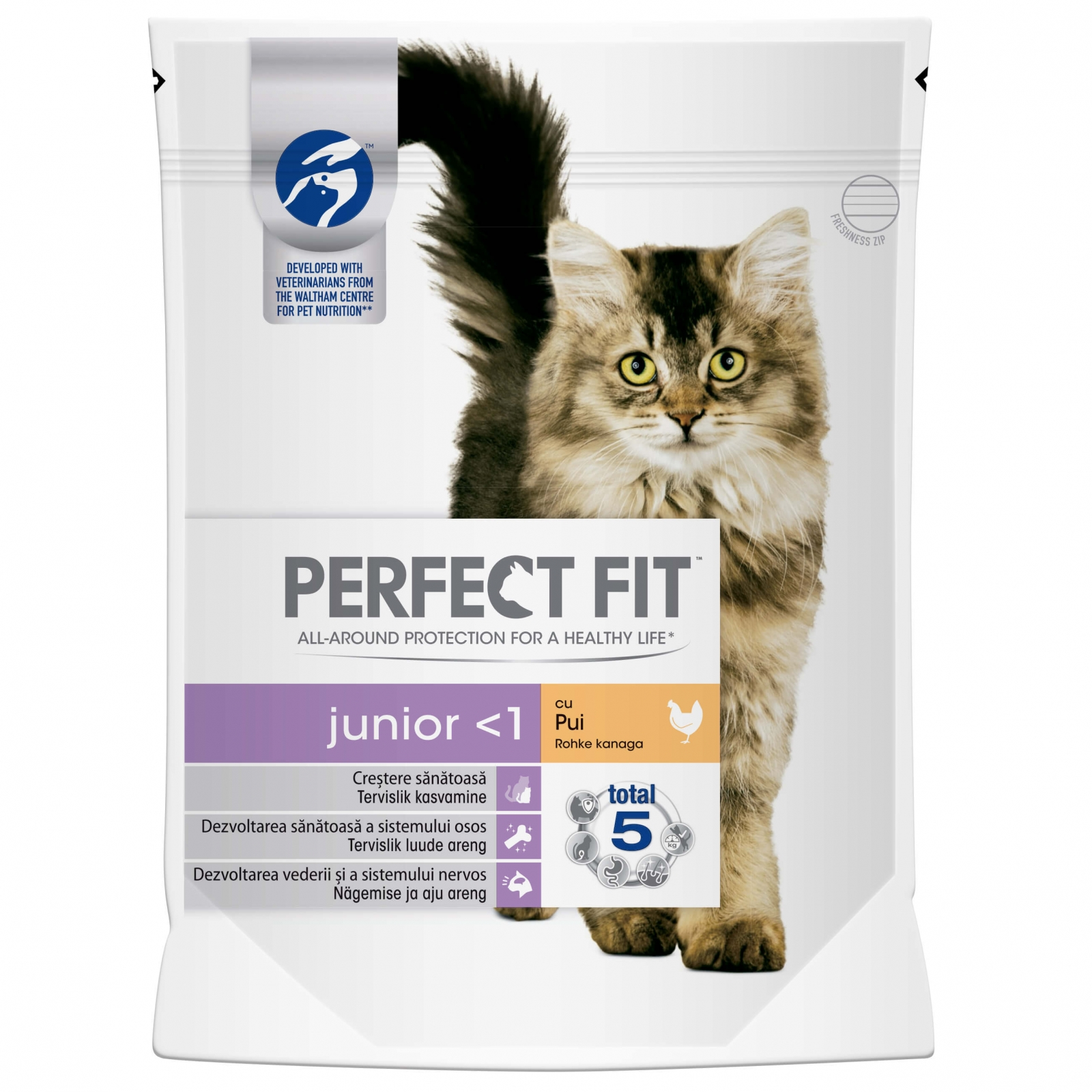 Perfect Fit Cat Junior, 190 g