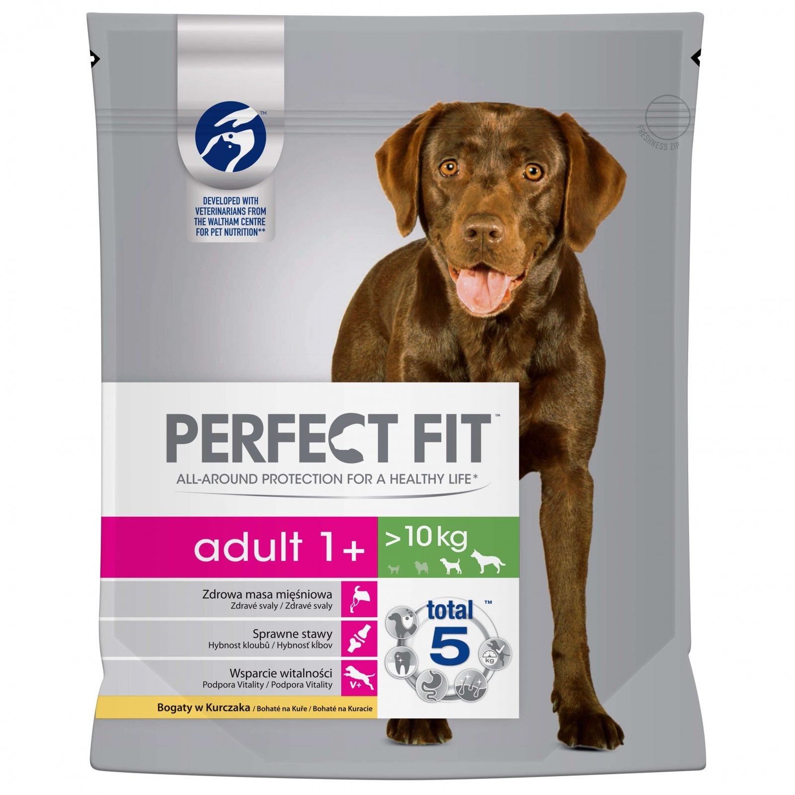 Perfect Fit Dog Adult, 1.4 kg