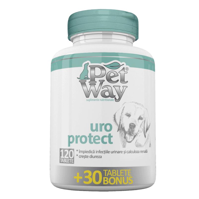 Petway Uroprotect, 120 tablete + 30 tablete GRATIS