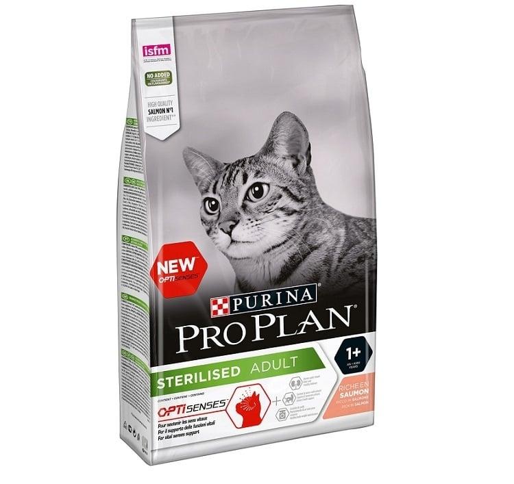 Pro Plan Sterilised Optisenses Somon, 1.5 kg