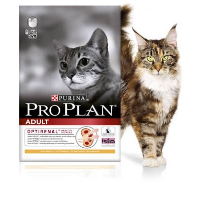 Pro Plan Cat Adult Pui si Orez 1.5 kg