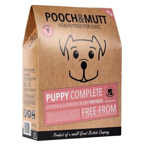 Hrana Uscata Pooch&Mutt Grain Free, Puppy,10 kg