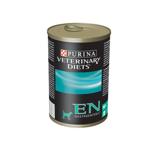 Purina Veterinary Diets EN Dog Dieta Gastrointestinala, 400 g