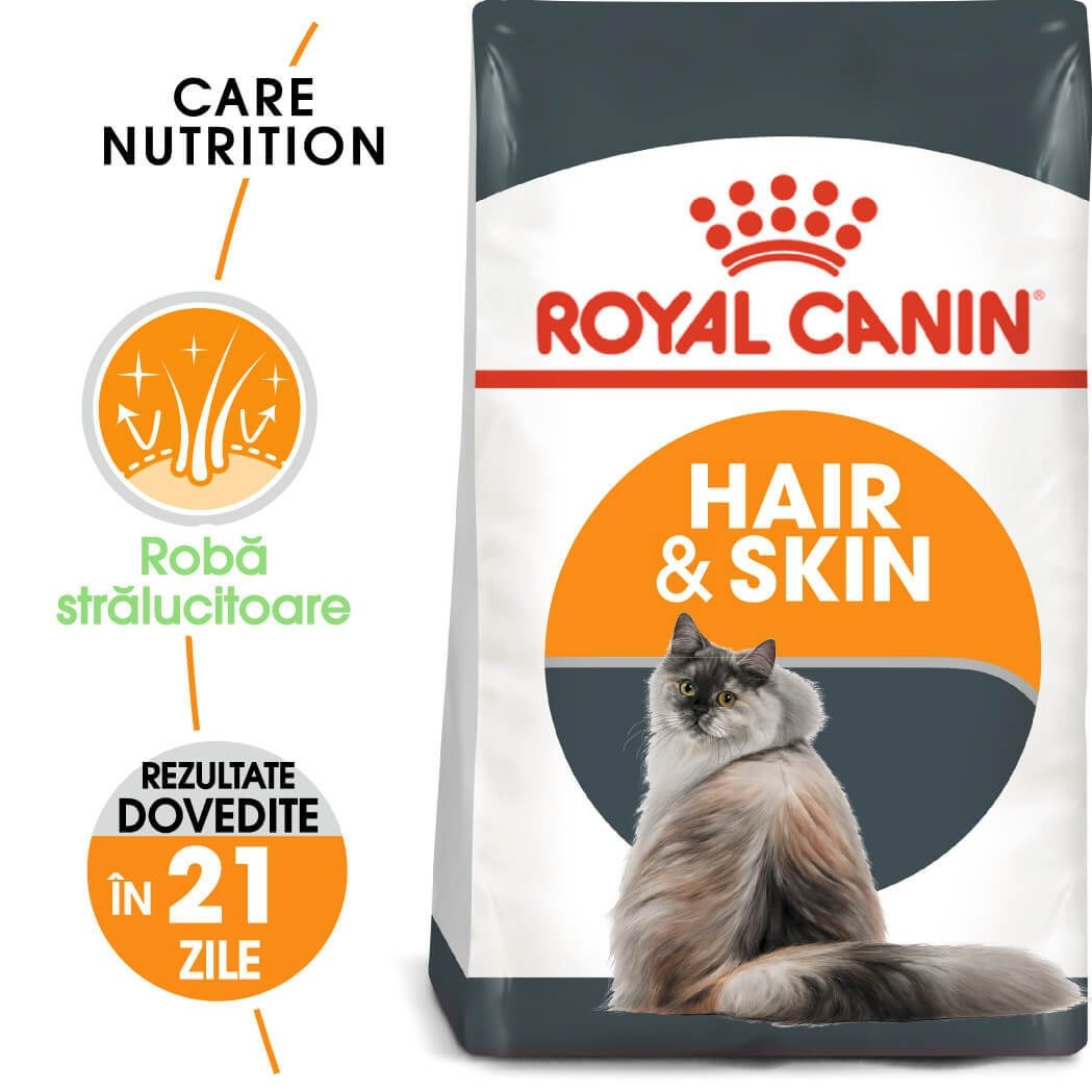 Royal Canin Hair & Skin, 4 kg