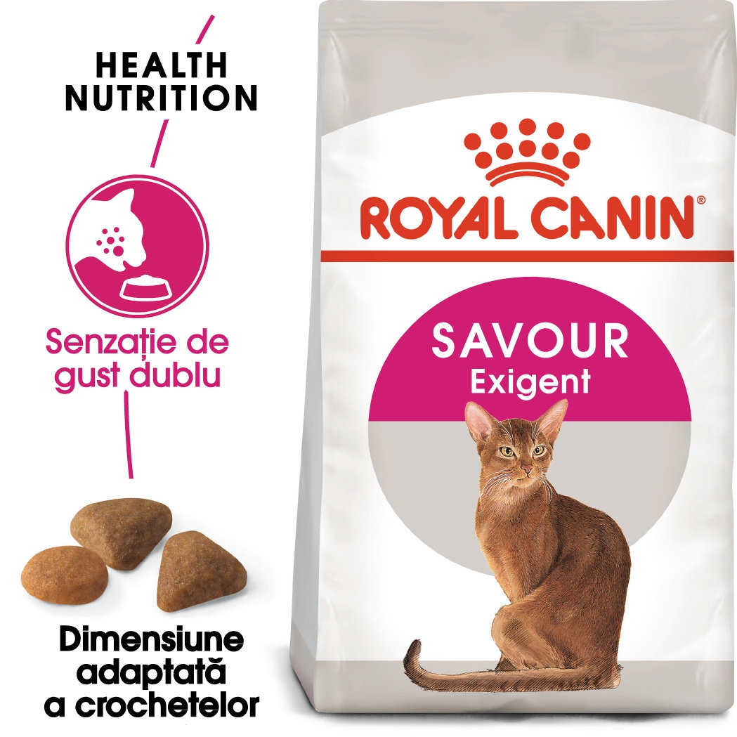 Royal Canin Exigent Savour Sensation, 400 g