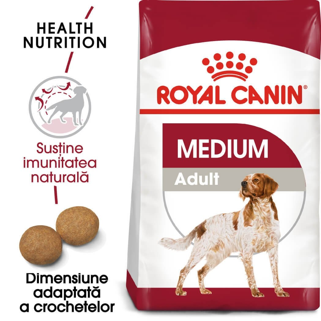 Royal Canin Medium Adult, 15kg