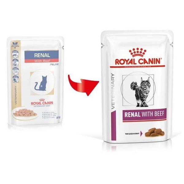 Royal Canin Felin Renal cu Vita 85 g