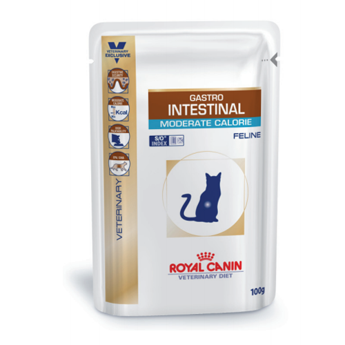 Royal Canin Gastro Intestinal Cat Moderate Calorie 100 g