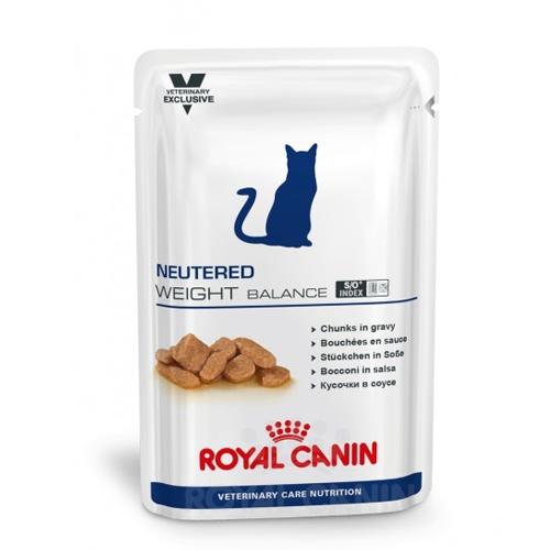 Royal Canin Neutered Weight Balance plic 100 g