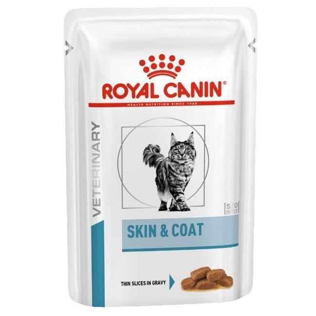 Royal Canin Skin & Coat Formula, 85 g