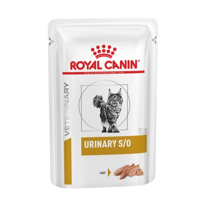 Royal Canin Urinary S/O Loaf, 85 g