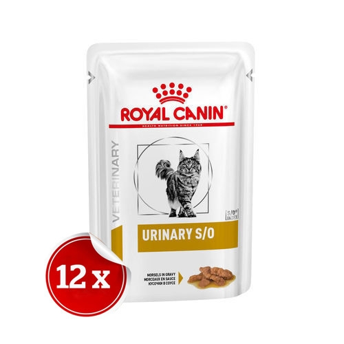 Royal Canin Felin Urinary S/O, 12x85 g