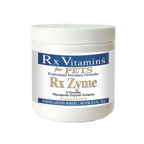 Rx Vitamins Zyme, 120 g Pulbere