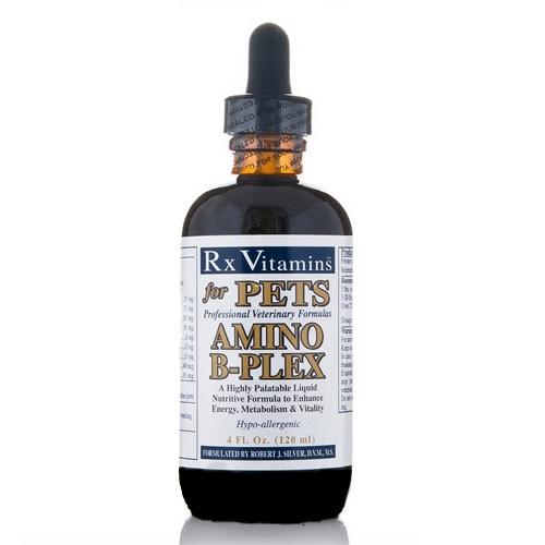 Rx Vitamins Amino B-Plex, 60 ml