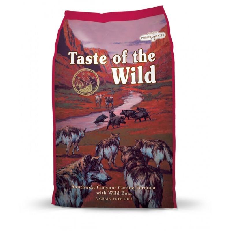 Taste of the Wild SouthWest Canyon Canine Formula 2 kg